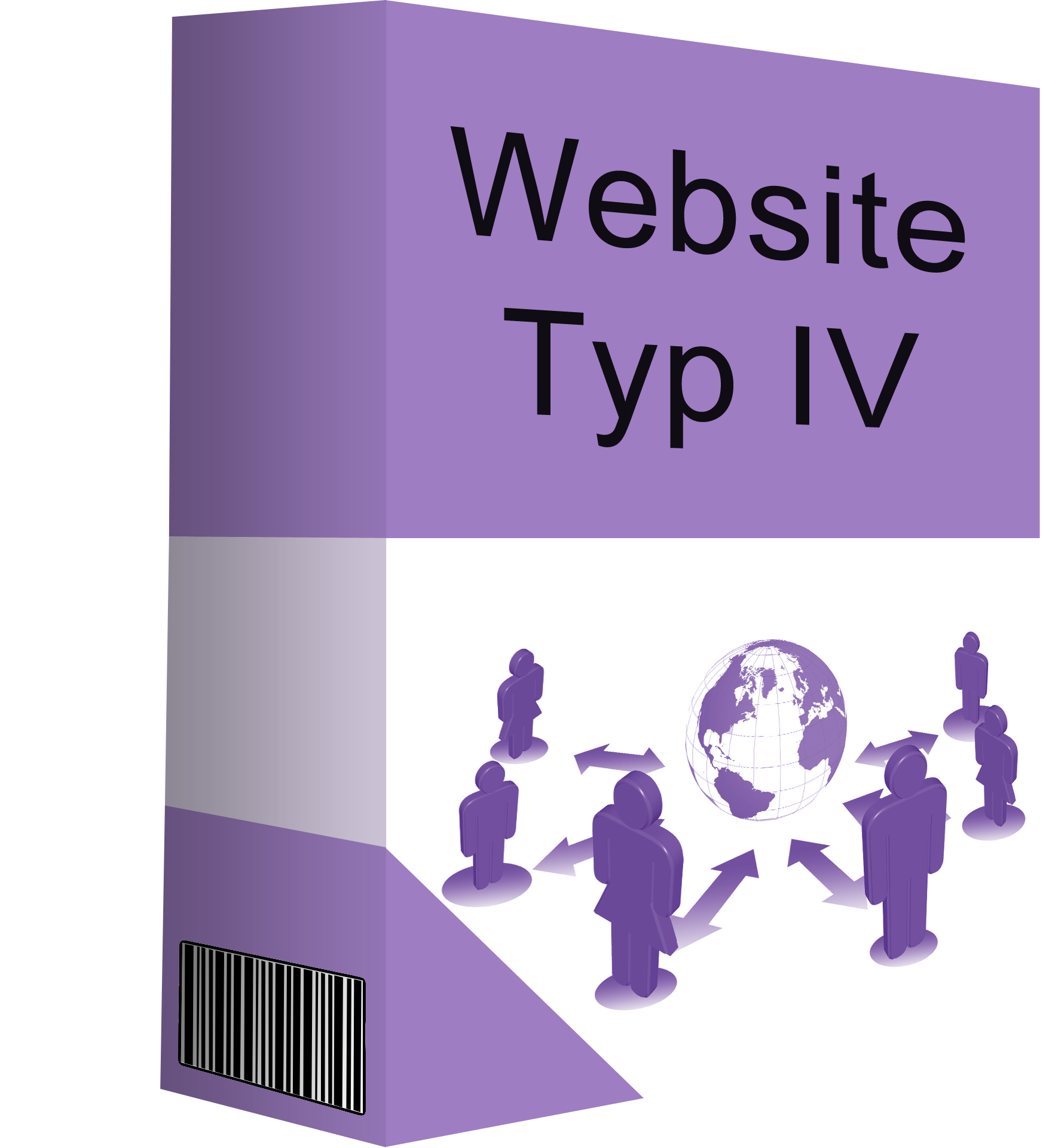 Website Typ IV